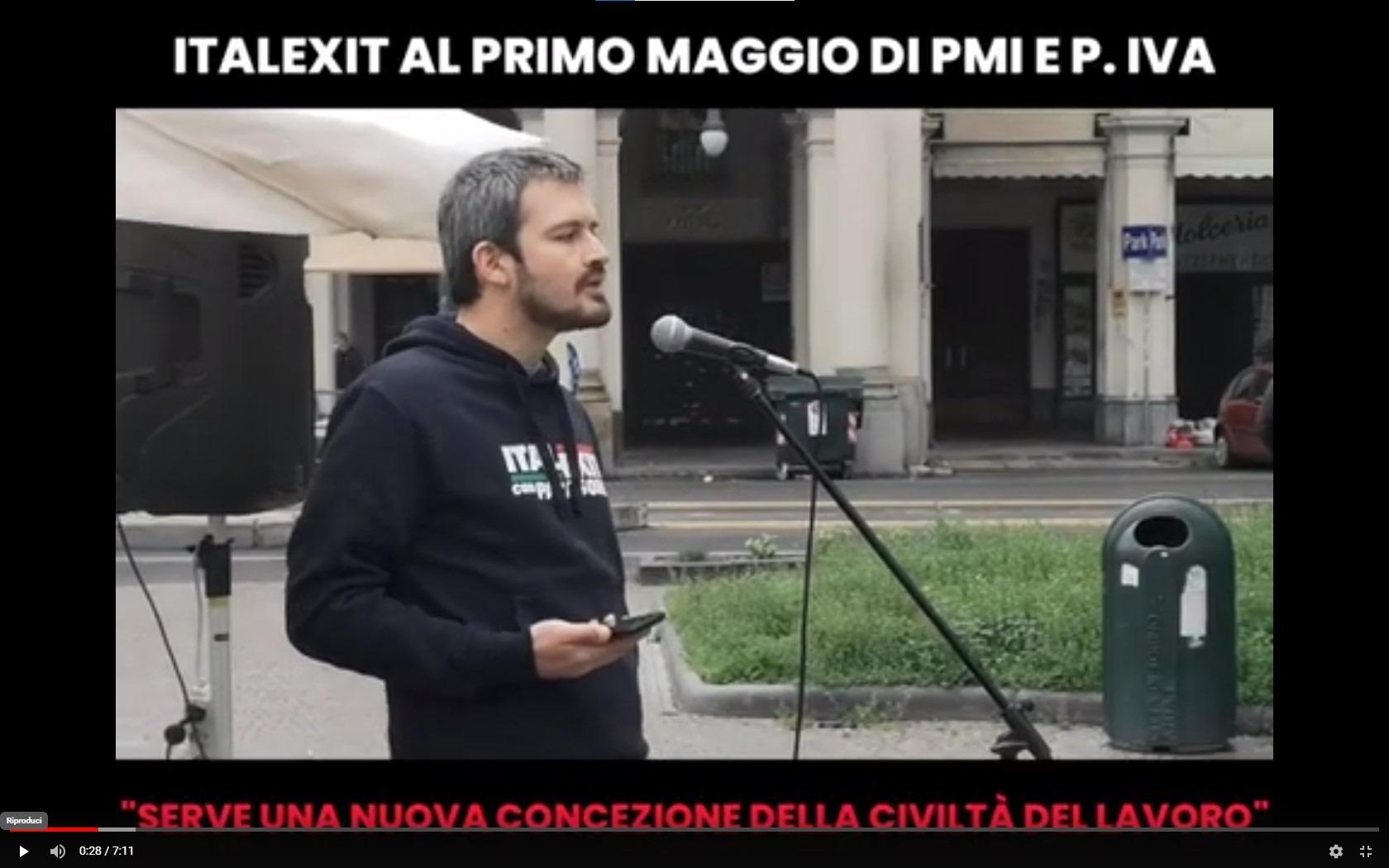 - LA NEWSLETTER DI APRILE '21 DI ITALEXIT PIEMONTE -